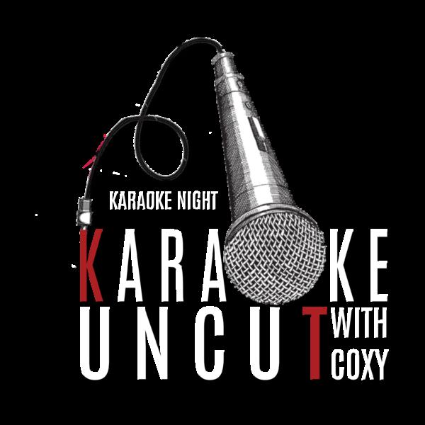 Karaoke Logo White